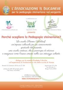 Conferenza Steineriana